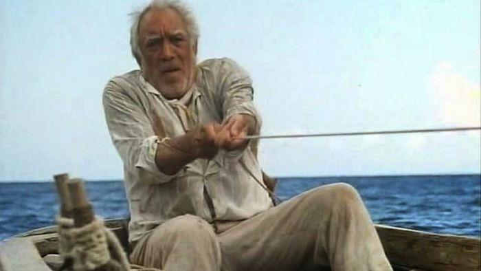 фильм про деда рыбака